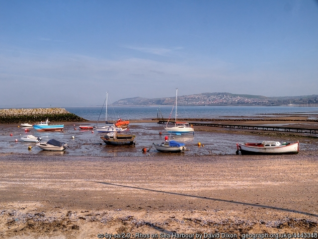 Rhos on Sea North Wales