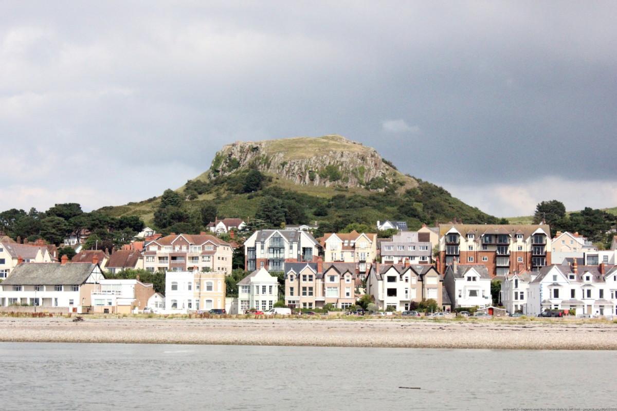 Deganwy North Wales