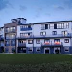 0 apartments Rear CGI