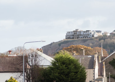 Iconic Position Above Colwyn Bay