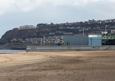 The View by Blue Bay Homes Overlooking Sandy Colwyn Bay Beach