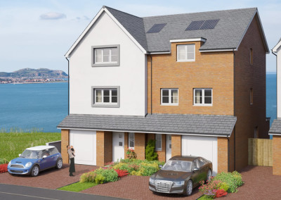 The View by Blue Bay Homes - Townhouses - Plot 1