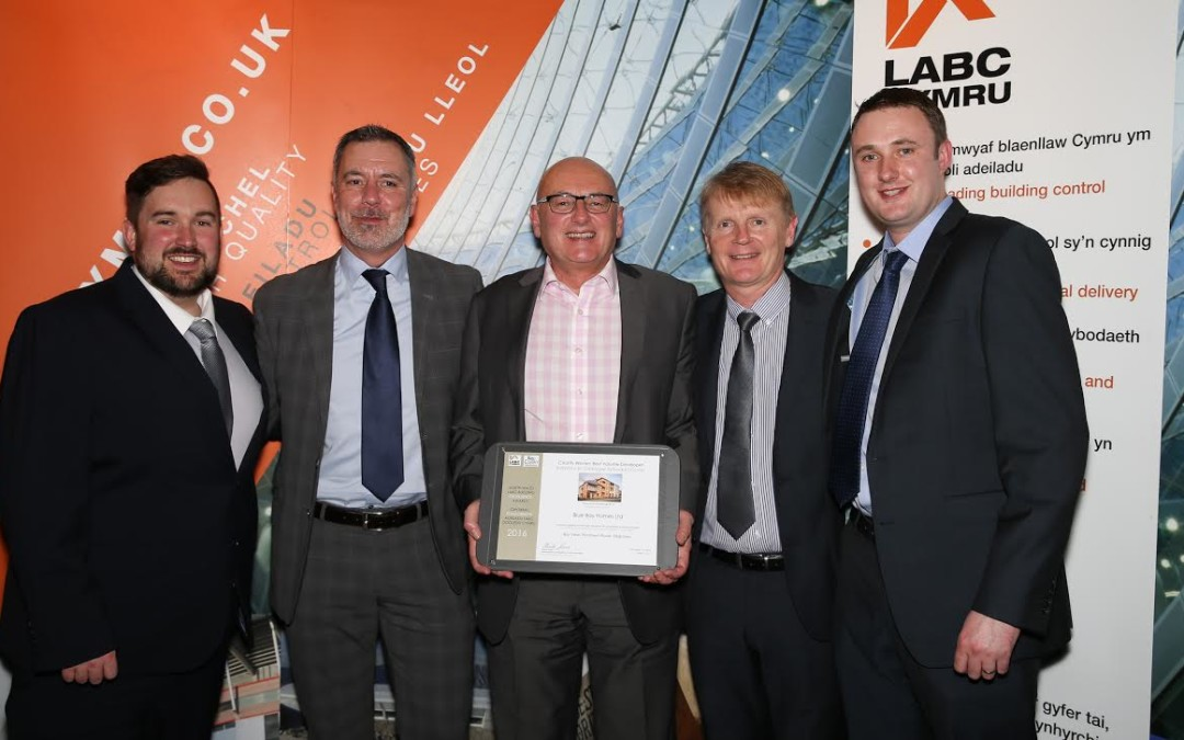 Blue Bay honoured with the 2016 LABC Award