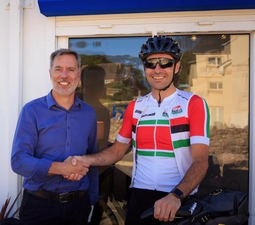 Matt Ryan & Gary Evans