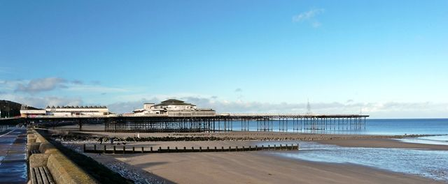 Colwyn Bay Pier Redesign Plans Greenlit to go to Tender