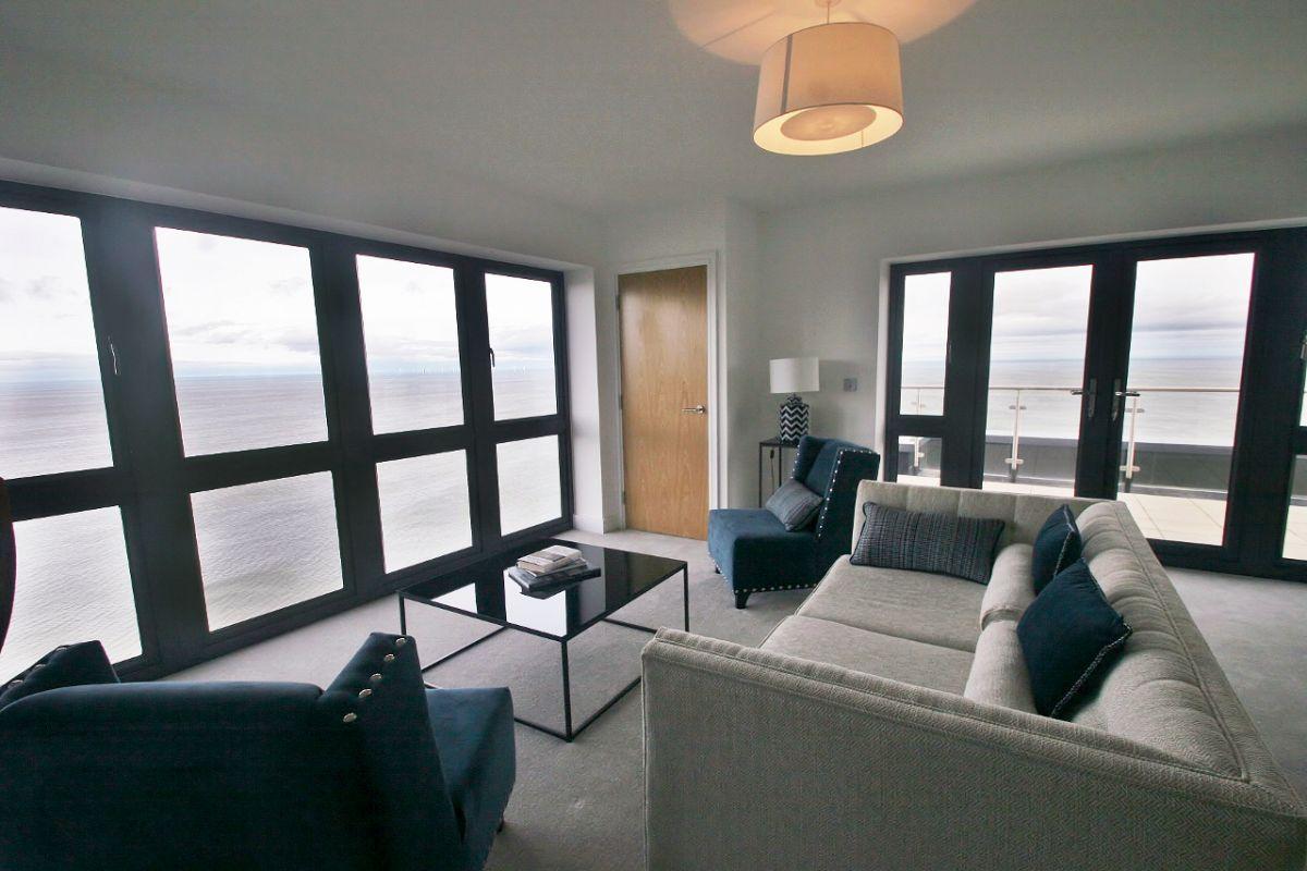 apartment 30 - living room